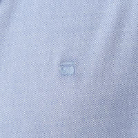 Core Oxford Cotton Shirt Blue