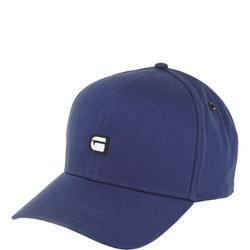 Logo Baseball Cap Blue