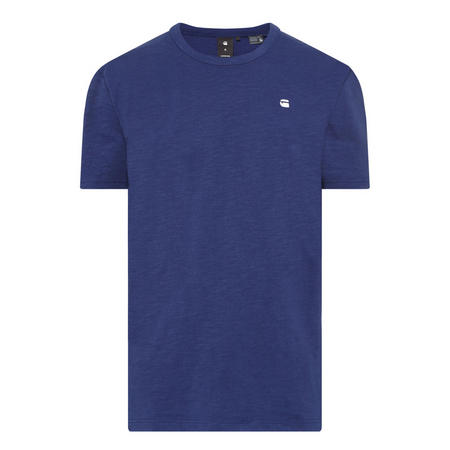 Dommic T-Shirt Blue