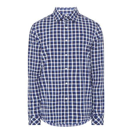 Check Core Straight Shirt Multicolour
