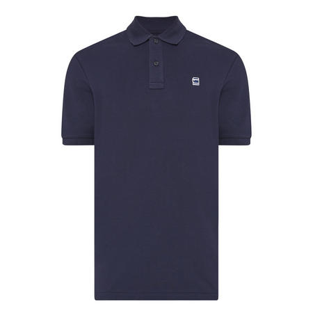 Dunda Core Piqué Polo Shirt Navy