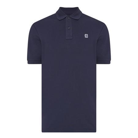 Dunda Core Piqué Polo Shirt Navy