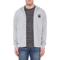 Doax Zip-Through Hoody Grey