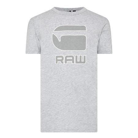 Cadulor Short Sleeve Top Grey