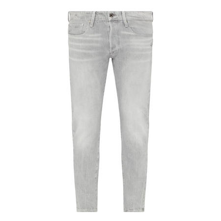 Tapered Jeans Grey