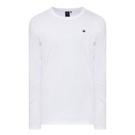 Motac Long Sleeve T-Shirt White