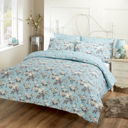Vantona Duvet Set Antique Floral