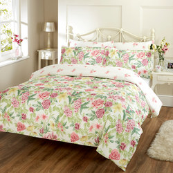 Vantona Duvet Set Tiger Lilly