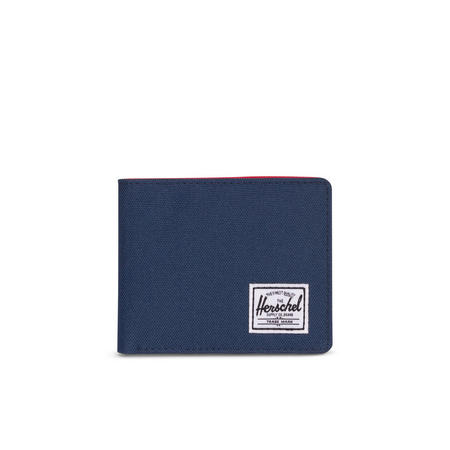 Roy Fold Over Wallet Blue