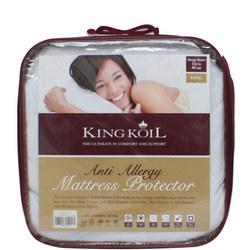 King Koil Anti-Allergy 40cm Deep Mattress Protector