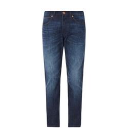 Spencer Slim Jeans Mid Blue