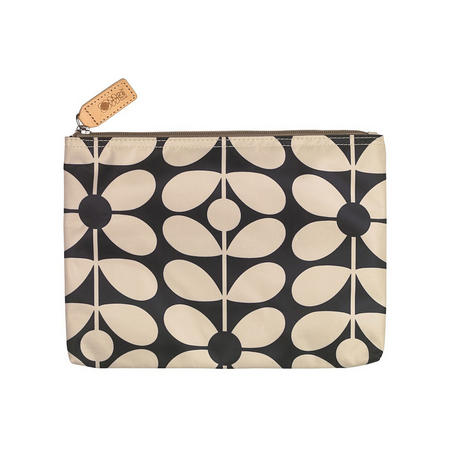 Sixties Stem Clutch Grey