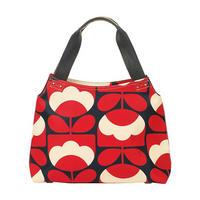 Spring Bloom Shoulder Bag Red