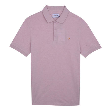 Blaney Polo Shirt Pink