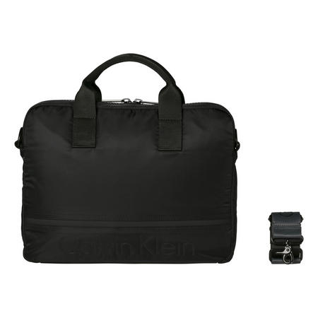 Matthew Laptop Bag Black
