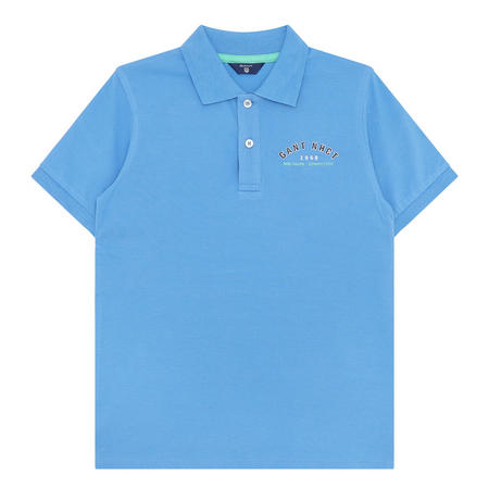 Boys NHCT Polo Blue