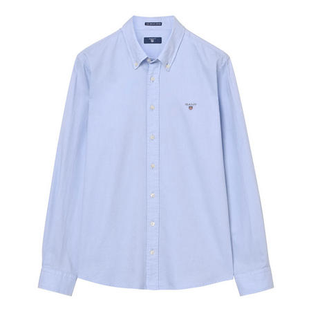 Boys Archive Oxford Shirt Blue
