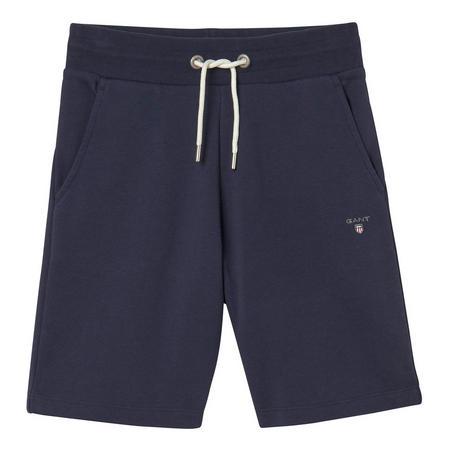 Boys Sweat Shorts Navy