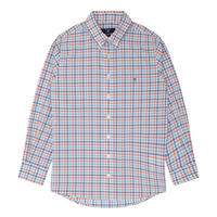 Boys Broadcloth Gingham Shirt Multicolour
