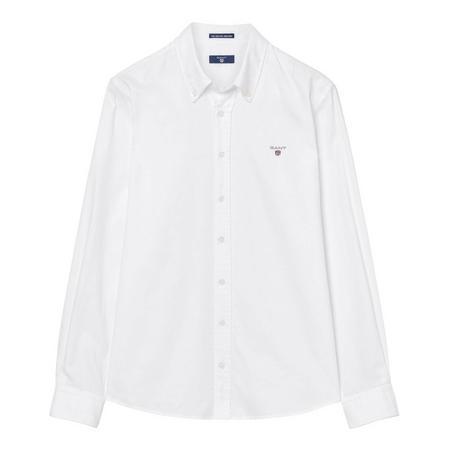 Boys Archive Oxford Shirt White