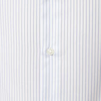 Striped Slim Fit Shirt Blue
