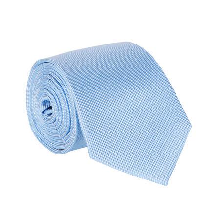 Textured Tie Blue