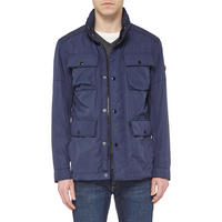 Strong Four-Pocket Field Jacket Navy