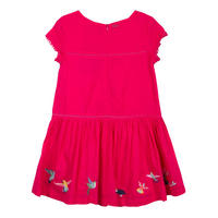 Hummingbird Sun Dress Pink