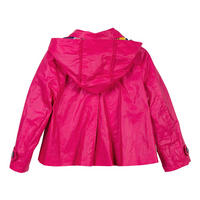 Double Breasted Coat Pink
