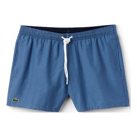 Taffeta Swim Shorts Blue