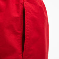 Basic Swim Shorts Red