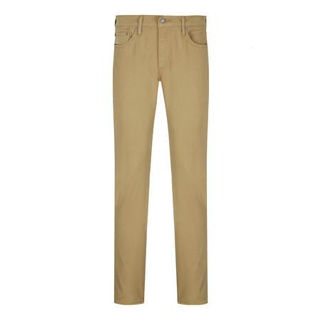 511 Slim Fit Bi-Stretch Trousers Beige