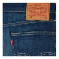 519 Skinny Jeans Navy