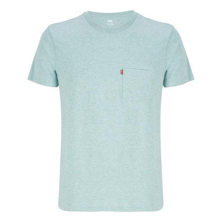Sunset Pocket Short Sleeve T-Shirt Green