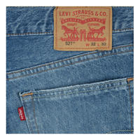 527 Slim Boot Cut Jeans Blue