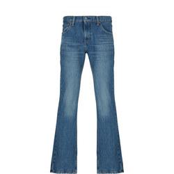527 Slim Boot Cut Jeans Blue