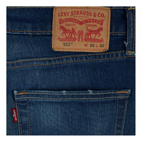 511 Slim Fit Faded Jeans Blue