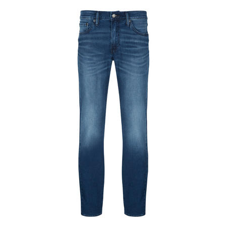 511 Slim Fit Jeans Light Wash Blue