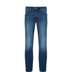 511 Slim Fit Jeans Light Wash Blue