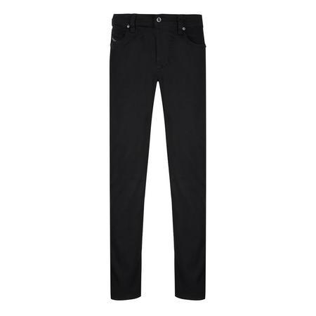 Larkee Beex Tapered Jeans Black