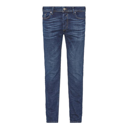 Waykee Straight Fit Jeans Blue