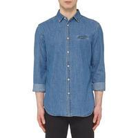 D-Berry Denim Shirt Blue