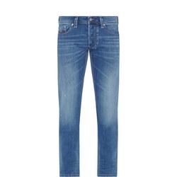 Larkee Straight Fit Jeans Blue