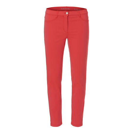 Sally Slim Fit Jeans Red