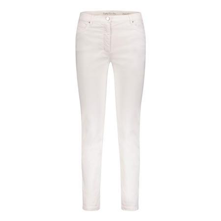 Perfect Body Slim Jeans White