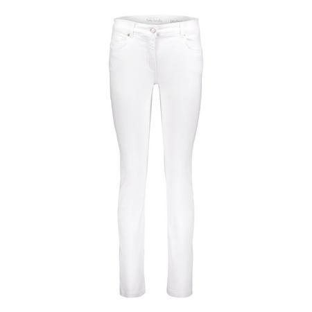 Perfect Slim Jeans White