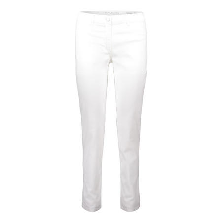 Sally Slim Fit Jeans White