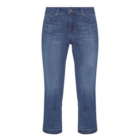 Capri Maer Jeans Blue