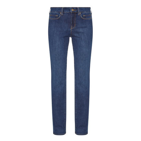 Marilyn Straight Fit Jeans Blue