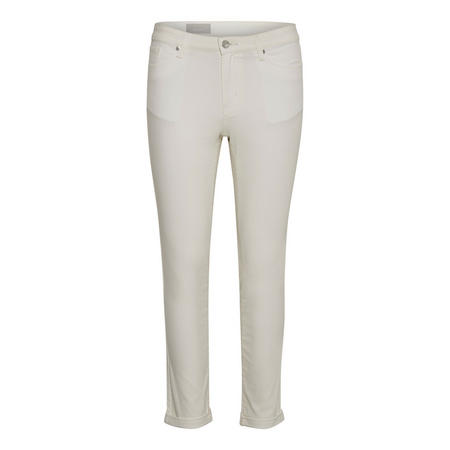 Zowie Jeans White